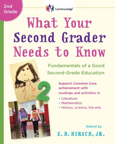 9780385318433: What Your Second Grader Needs to Know: Fundamentals of a Good Second Grade Education (The core knowledge series)