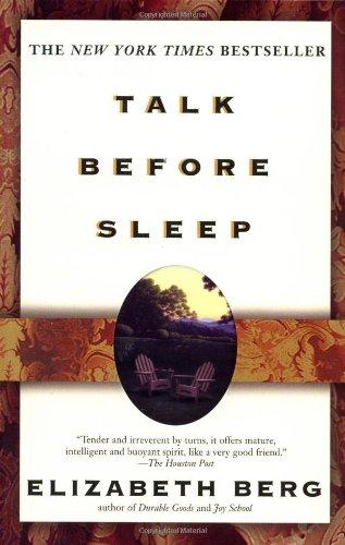 9780385318785: Talk Before Sleep