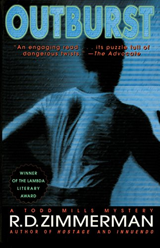 9780385319232: Outburst: A Todd Mills Mystery (Todd Mills Mysteries)