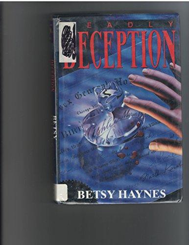 9780385320672: Deadly Deception