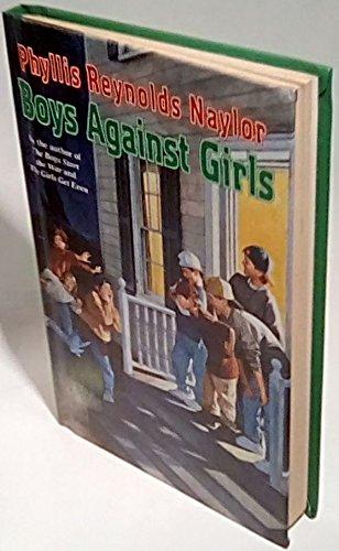 9780385320818: Boys Against Girls