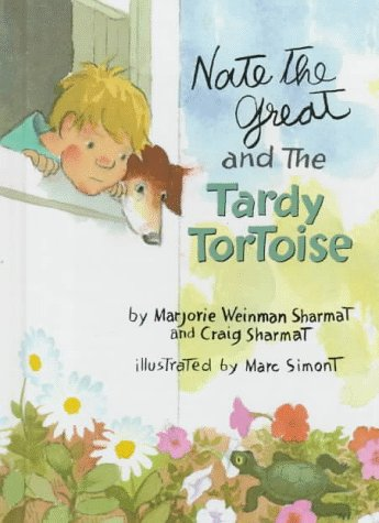 9780385321112: Nate the Great and the Tardy Tortoise