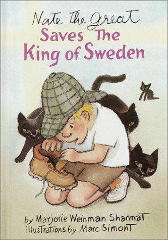 9780385321204: Nate the Great Saves the King of Sweden
