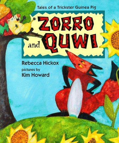 9780385321228: Zorro and Quwi