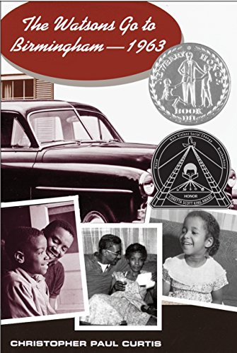 9780385321754: The Watsons Go to Birmingham--1963 (Newbery Honor Book)