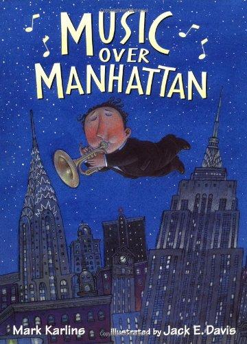 Music over Manhattan: Mark Karlins