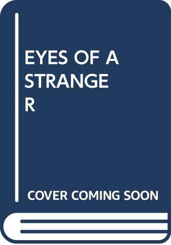 9780385322294: Eyes of a Stranger