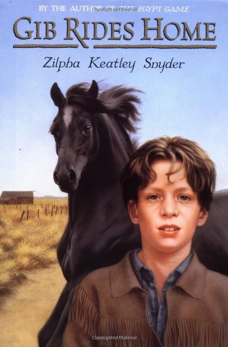 Gib Rides Home (SIGNED): Snyder, Zilpha Keatley