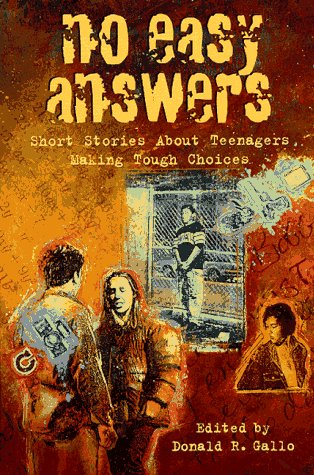9780385322904: No Easy Answers: Short Stories about Teenagers Making Tough Choices