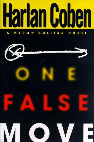 9780385323697: One False Move (Myron Bolitar Mysteries)