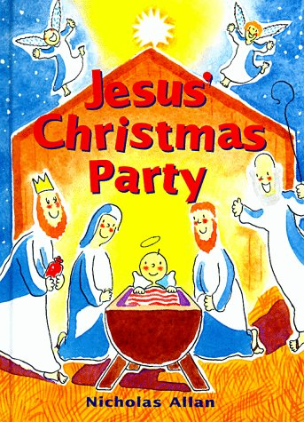 9780385325219: Jesus' Christmas Party