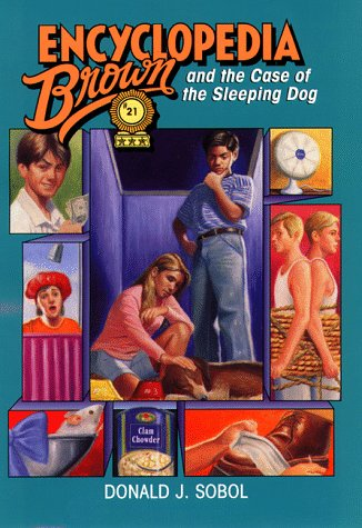 9780385325769: Encyclopedia Brown and the Case of the Sleeping Dog (No. 21)