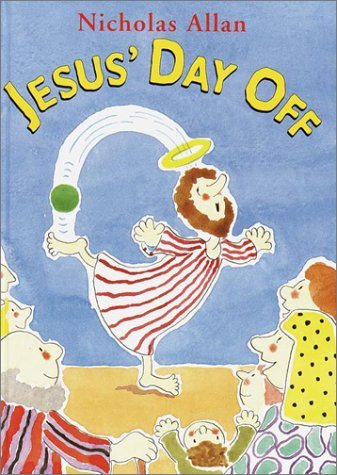 9780385326209: Jesus' Day Off