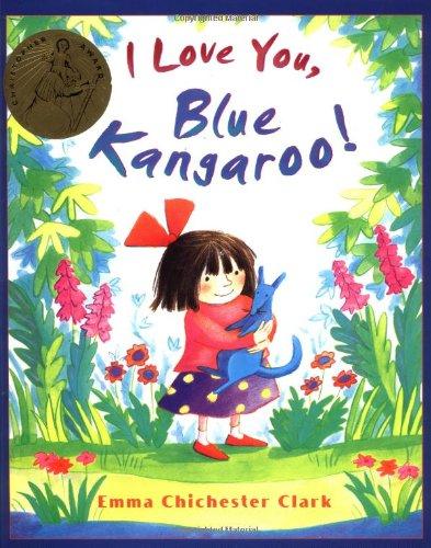 9780385326384: I Love You, Blue Kangaroo