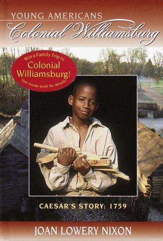 9780385326766: Caesar's Story: 1759 (Colonial Williamsburg(R))