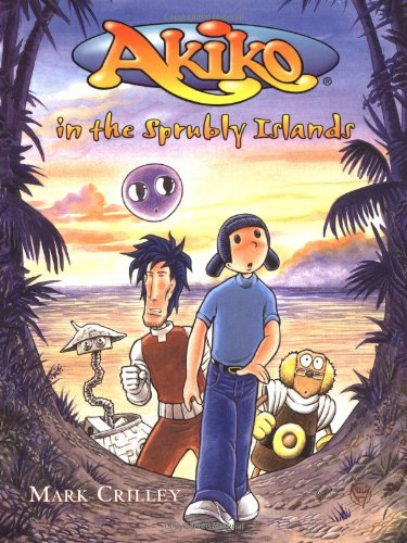 9780385327268: Akiko in the Sprubly Islands