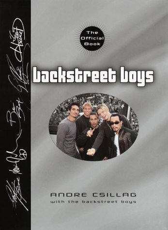 9780385328005: The Backstreet Boys: The Official Book