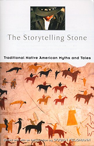 9780385334020: The Storytelling Stone: Traditional Native American Myths and Tales