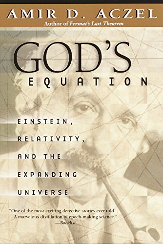 9780385334853: God's Equation: Einstein, Relativity, and the Expanding Universe