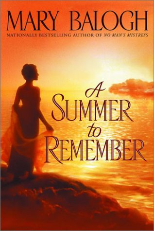 A Summer to Remember: Balogh, Mary