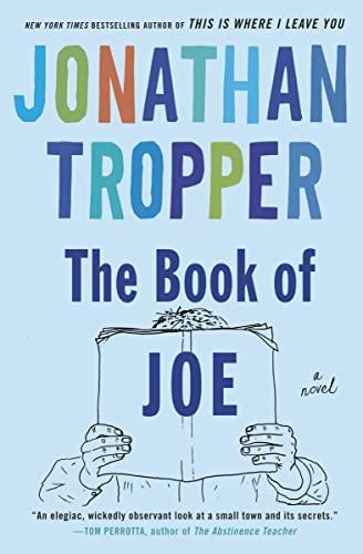 9780385338103: The Book of Joe