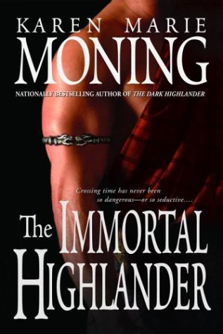9780385338257: The Immortal Highlander
