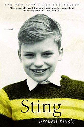 Broken Music: Sting