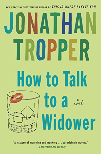 9780385338912: How to Talk to a Widower (Bantam Discovery)