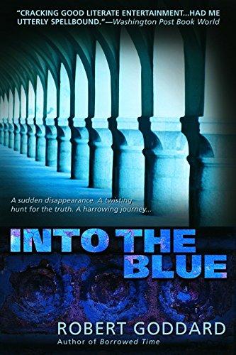 9780385339193: Into the Blue (Harry Barnett)