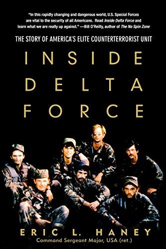 9780385339360: Inside Delta Force: The Story of America's Elite Counterterrorist Unit