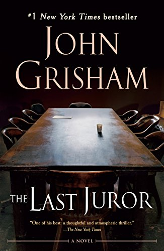 9780385339681: The Last Juror: A Novel