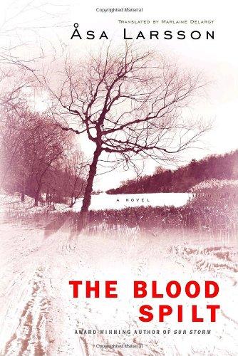 9780385339827: The Blood Spilt