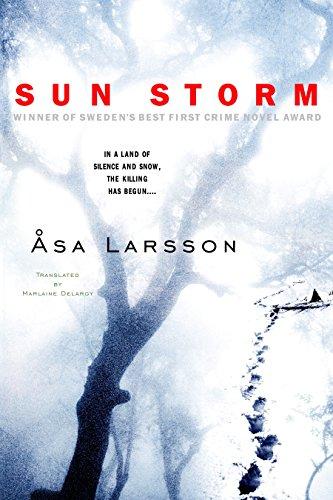 9780385340786: Sun Storm (Rebecka Martinsson)