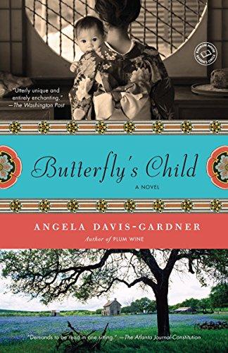 Butterfly's Child: A Novel: Angela Davis-Gardner