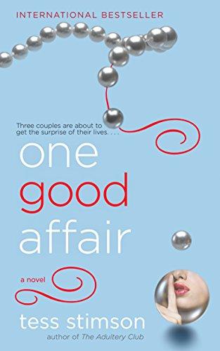 9780385341271: One Good Affair: A Novel