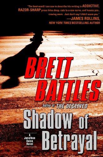 Shadow of Betrayal: Battles, Brett