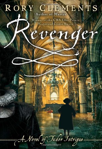9780385342841: Revenger: A Novel of Tudor Intrigue