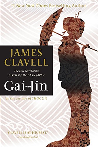 9780385343275: Gai-Jin: The Epic Novel of the Birth of Modern Japan