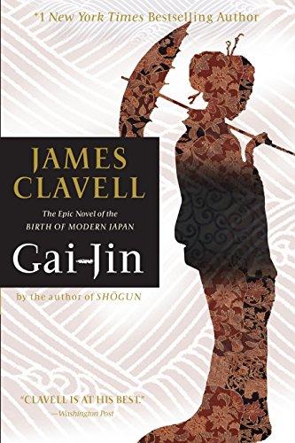 9780385343275: Gai-Jin: The Epic Novel of the Birth of Modern Japan