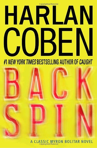9780385343565: Back Spin: A Classic Myron Bolitar Novel