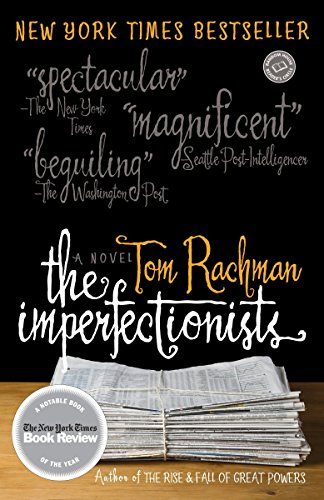 9780385343671: The Imperfectionists