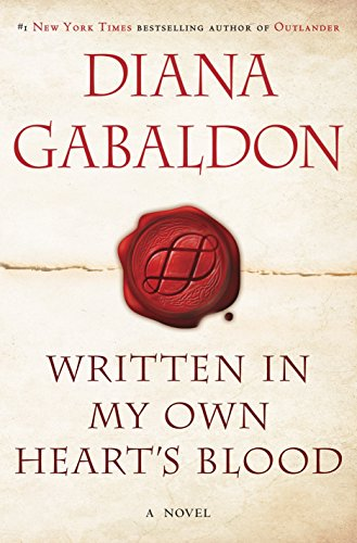 9780385344432: Written in My Own Heart's Blood (Outlander)