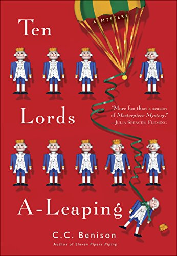 9780385344470: Ten Lords A-Leaping: A Father Christmas Mystery