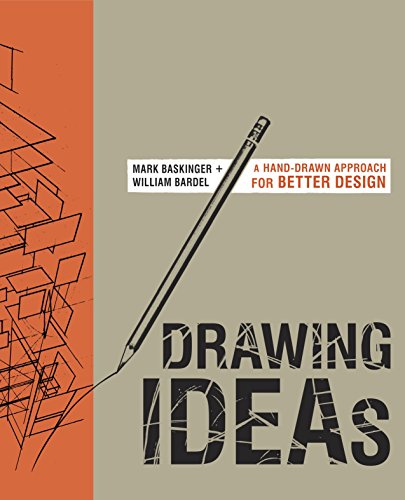 9780385344623: Drawing Ideas: A Hand-Drawn Approach for Better Design