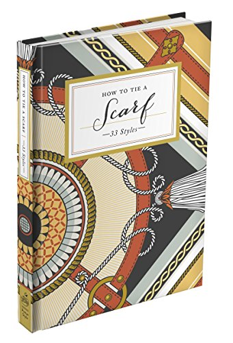 Knotted: 33 Ways to Tie a Scarf: Potter Style (Corporate Author)