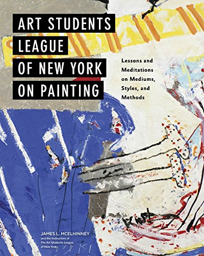 Art Students League of New York on: James Lancel McElhinney