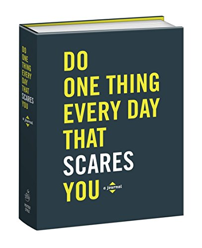 9780385345774: Do One Thing Every Day That Scares You: A Journal of 365 Acts of Bravery
