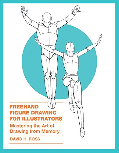 9780385346238: Freehand Figure Drawing for Illustrators: Mastering the Art of Drawing from Memory