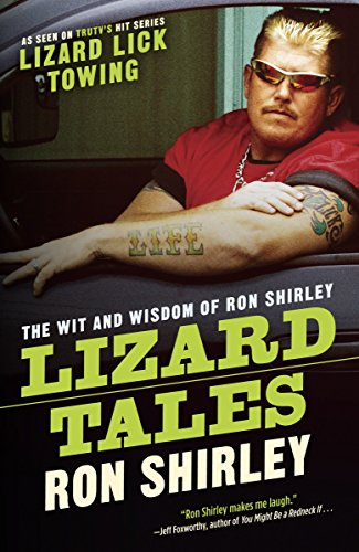 9780385347266: Lizard Tales: The Wit and Wisdom of Ron Shirley
