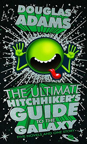 9780385347303: The Ultimate Hitchhiker's Guide to The Galaxy